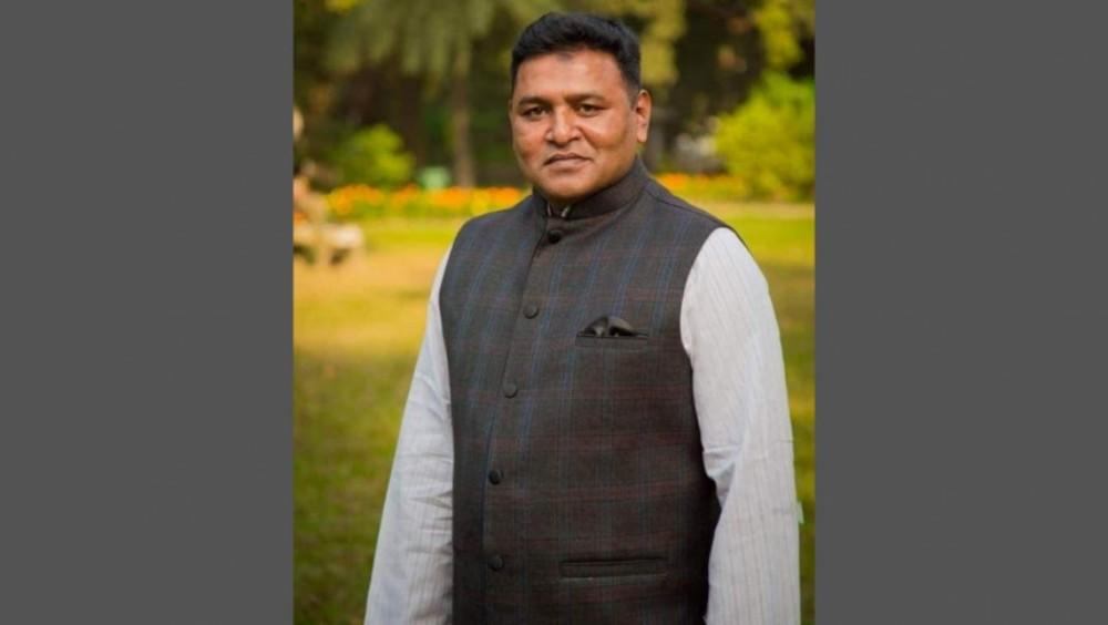 ব্রাহ্মণবাড়িয়া-১ আসনের সংসদ সদস্য বি এম ফরহাদ হোসেন সংগ্রাম। ছবি: সংগৃহীত