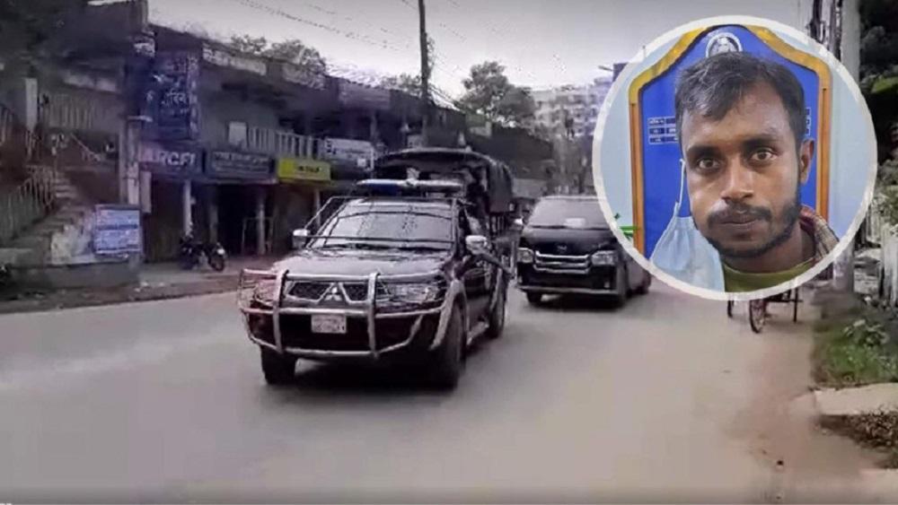ইকবালকে আনা হলো কুমিল্লায়