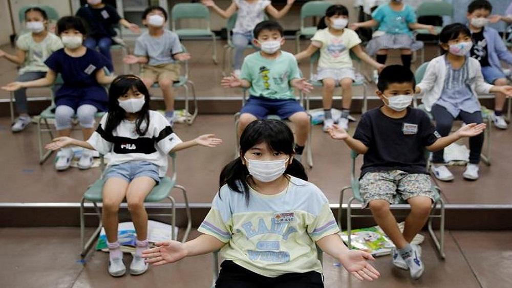 জাপানে করোনায় শিক্ষাপ্রতিষ্ঠান বন্ধ ছিল ১৮ মাসে মাত্র ২ মাস